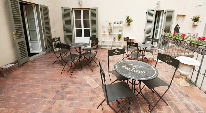 Pistoia – Bed & Breakfast op 5 minuten lopen van het Piazza della Sala