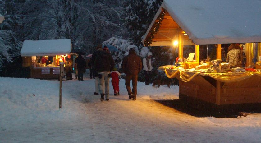 Dolomieten – Hotel op 10 min lopen van de kerstmarkt in Levico Terme