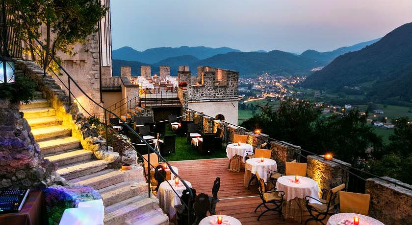 Veneto – Sfeervol kasteelhotel met uitzicht op de Prosecco wijngaarden