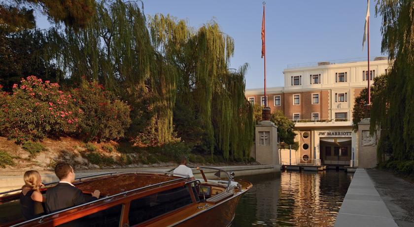 Venetie – Luxe hotel op een prive-eilandje in de Lagune van Venetie