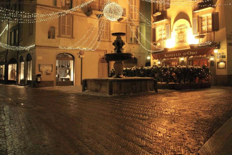 Bergamo – Vintage hotel in het oude centrum
