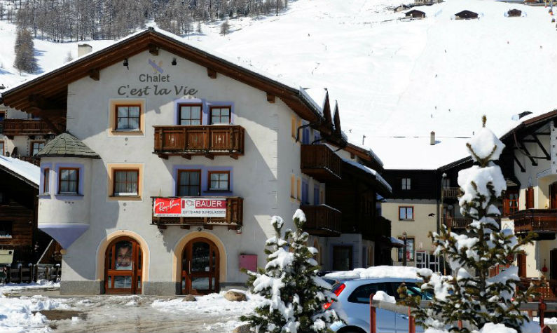 Italiaanse Alpen – Wintersport appartementen op 50 meter van de skilift