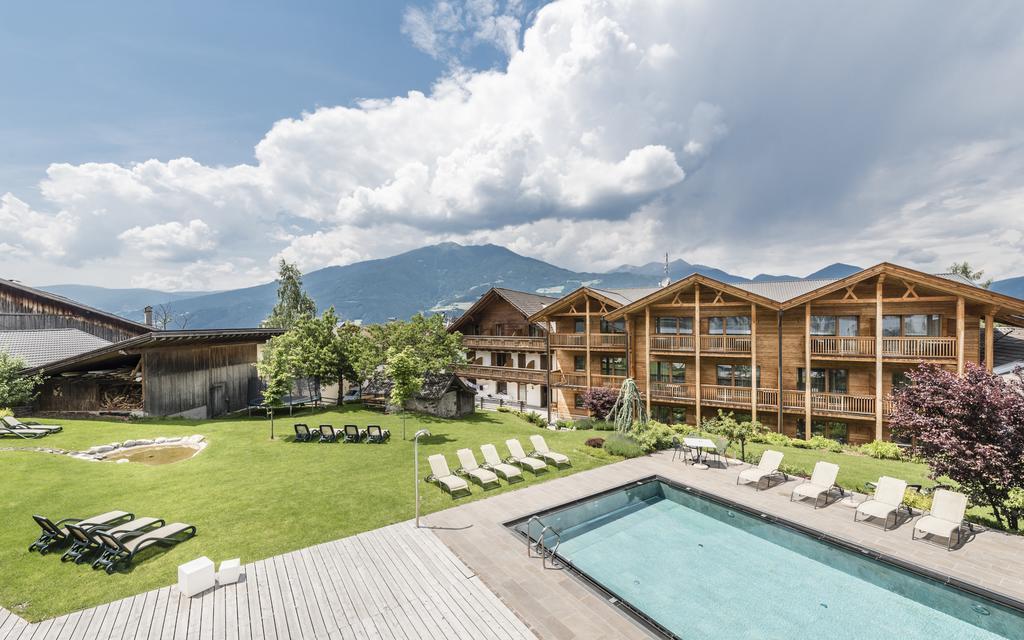 Zuid-Tirol – Sfeervol tiroler hotel met binnen- en buitenzwembad